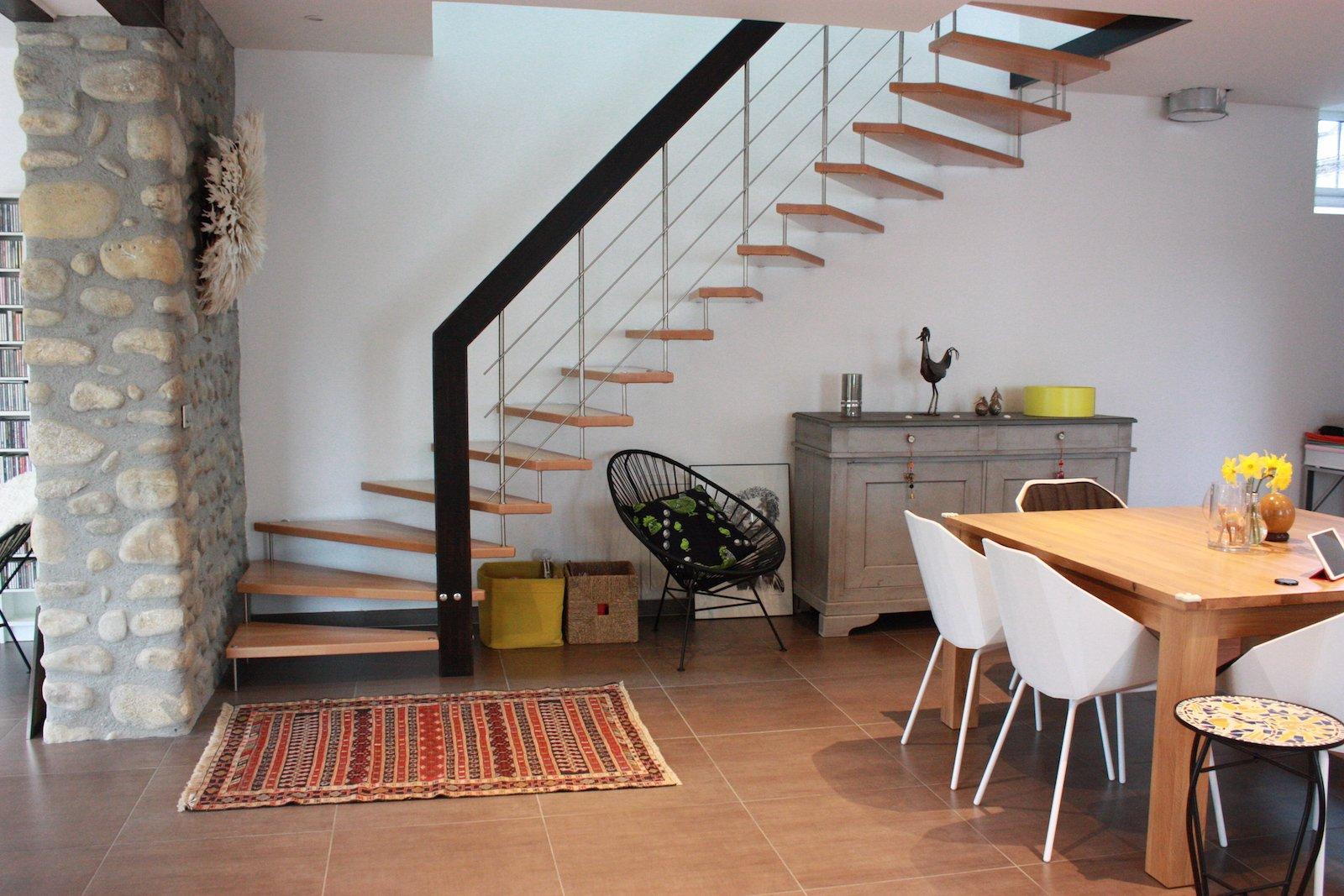 Une grange en maison d 39 habitation tarbes - Renovation d une grange en maison d habitation ...