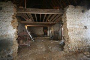 Rénovation d'une grange en habitation, Tarbes