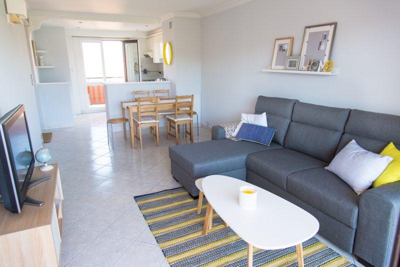 Un appartement à Antibes