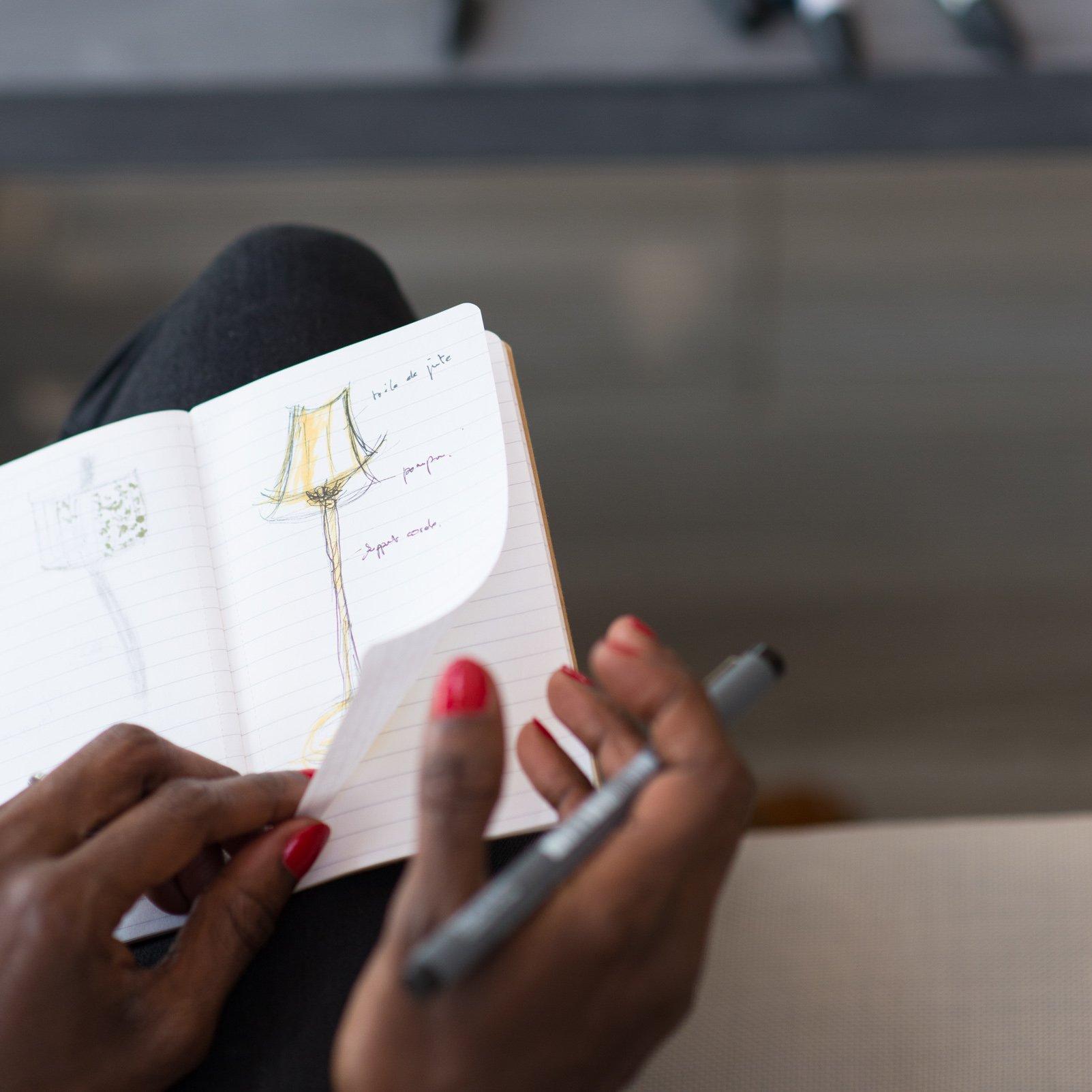 5 questions à Sandra, décoratrice d'intérieur à Luanda – Une femme, une idée, un chemin