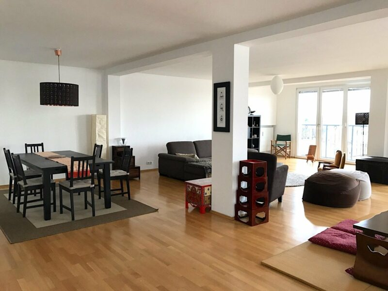 Un appartement à Hambourg