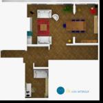 Un appartement à Rueil Malmaison